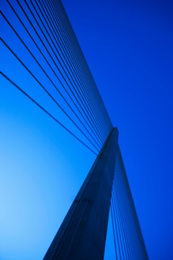 St「Sunshine Skyway Bridge near St Petersburg, Florida」:スマホ壁紙(4)