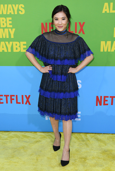 "Seamless Pattern「Premiere Of Netflix's ""Always Be My Maybe"" - Arrivals」:写真・画像(4)[壁紙.com]"