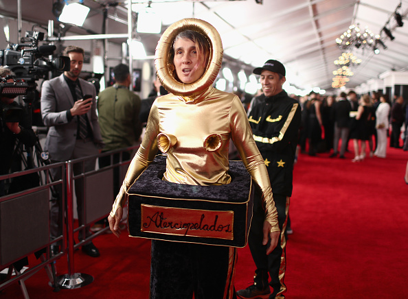 グラミー賞「61st Annual GRAMMY Awards - Red Carpet」:写真・画像(2)[壁紙.com]