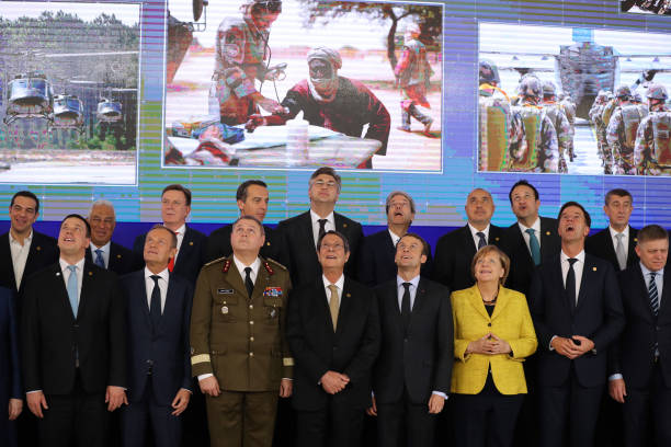 Leadership「European Council Leaders Meet in Brussels」:写真・画像(13)[壁紙.com]