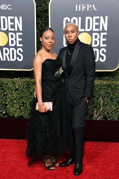 Knitted「76th Annual Golden Globe Awards - Arrivals」:写真・画像(16)[壁紙.com]