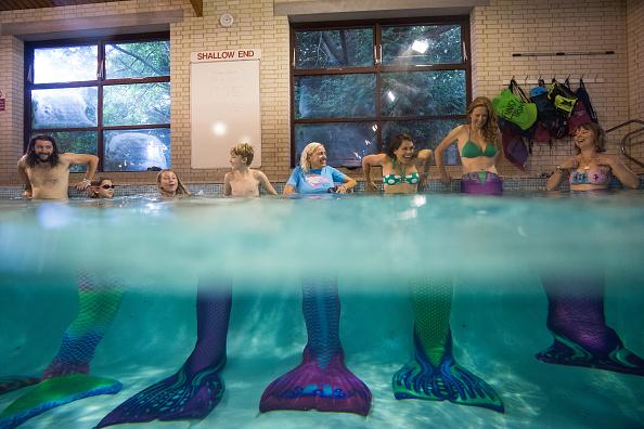 Instructor「Mermaid Training School In Bournemouth」:写真・画像(19)[壁紙.com]