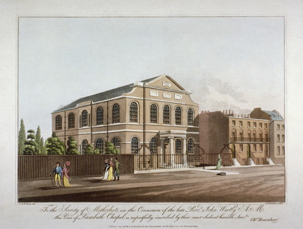 Methodist「The Methodist chapel in Lambeth, London, 1816. Artist: C Rosenberg」:写真・画像(17)[壁紙.com]