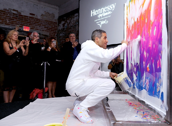 Color Image「Hennessy V.S Limited Edition By JonOne Launch」:写真・画像(13)[壁紙.com]