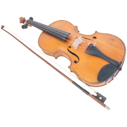 Viola - Musical Instrument「Old-fashioned violin」:スマホ壁紙(5)