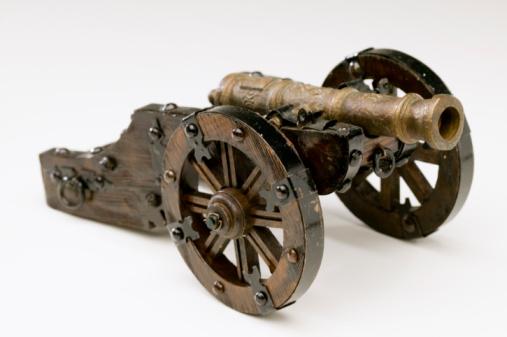 Battle「Old-fashioned cannon」:スマホ壁紙(4)