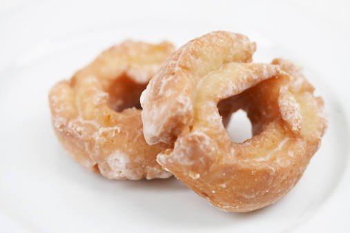 ドーナツ「Old-fashioned donuts」:スマホ壁紙(10)