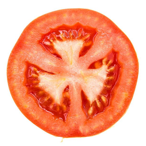 one half of tomato:スマホ壁紙(壁紙.com)