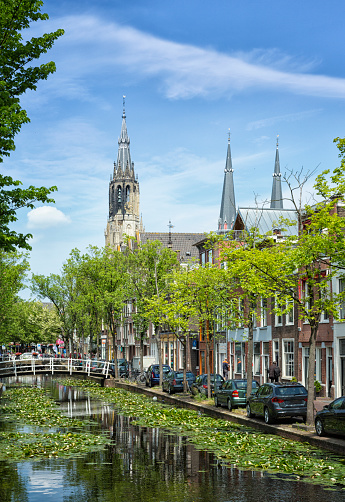 Netherlands「Niewe Kerk (New Church), Delft」:スマホ壁紙(9)