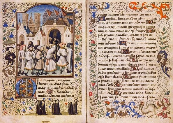 Circa 15th Century「In Laudibus Mortuorum」:写真・画像(15)[壁紙.com]