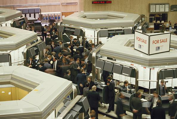 Trader「London Stock Exchange」:写真・画像(11)[壁紙.com]