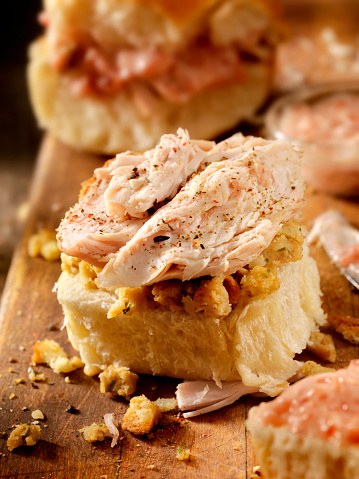 Mayo - Florida「Turkey Buns with Stuffing and Cranberries」:スマホ壁紙(11)