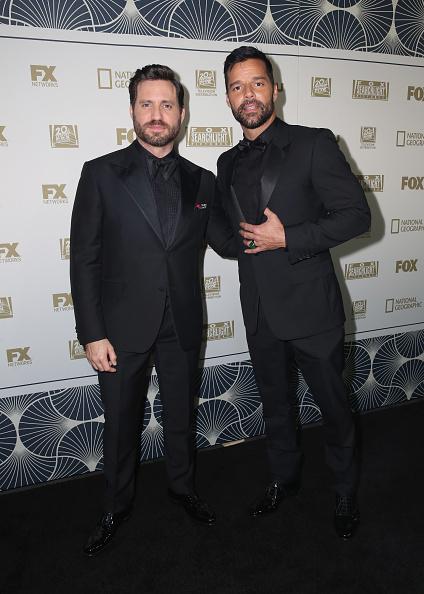 俳優「Hulu's 2018 Golden Globes After Party - Arrivals」:写真・画像(7)[壁紙.com]