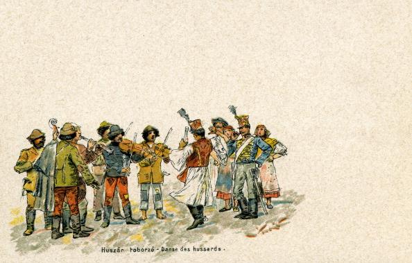 Musical instrument「Hussars' dance」:写真・画像(9)[壁紙.com]