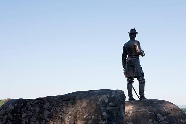 Statue of General Warren, Gettysburg:スマホ壁紙(壁紙.com)