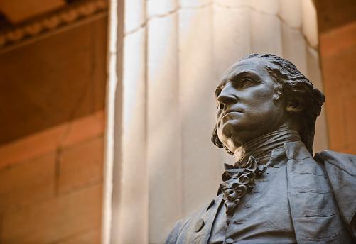 Politician「Statue of George Washington」:スマホ壁紙(2)