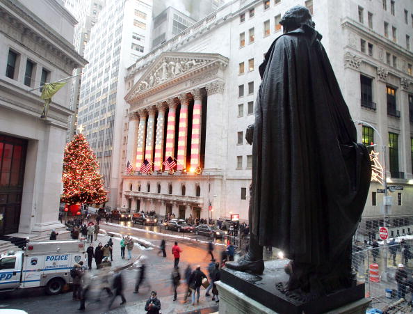 Holiday - Event「Wall Street Gets Festive For The Holidays」:写真・画像(16)[壁紙.com]