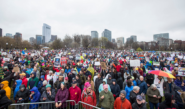 科学「Marches for Science Take Place Around The Country」:写真・画像(4)[壁紙.com]