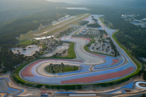 Motor Racing Track「Circuit Paul Ricard, Le Castellet, France」:スマホ壁紙(14)