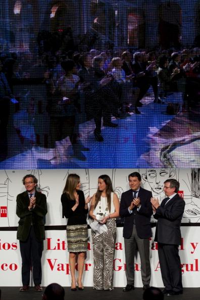 Jose Lopez「Princess Letizia Attends Children and Youth Literary Awards Ceremony」:写真・画像(12)[壁紙.com]