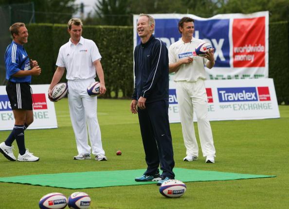 Adam Gilchrist「Travelex Sport Exchange Launch」:写真・画像(7)[壁紙.com]