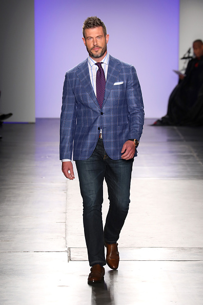 Chelsea Piers「The Blue Jacket Fashion Show At NYFW」:写真・画像(5)[壁紙.com]