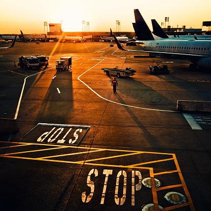 Passenger「houston airport at sunset」:スマホ壁紙(3)
