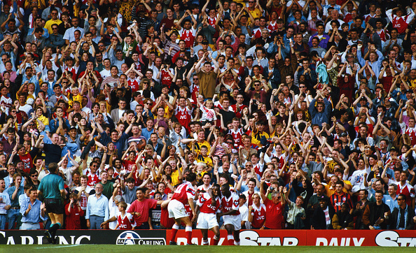 Fan - Enthusiast「North Bank Arsenal」:写真・画像(9)[壁紙.com]