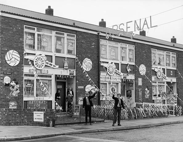 Banner - Sign「Street Of Arsenal Fans」:写真・画像(19)[壁紙.com]