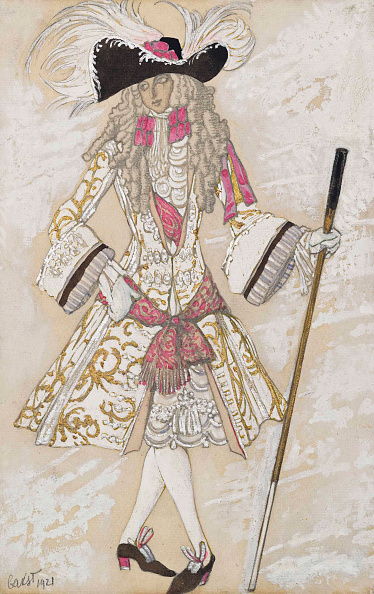 Russian Ballet「Costume Design For The Ballet Sleeping Beauty By P. Tchaikovsky」:写真・画像(10)[壁紙.com]