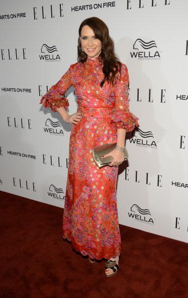 Gold Shoe「ELLE's Women in Television Celebration - Red Carpet」:写真・画像(3)[壁紙.com]