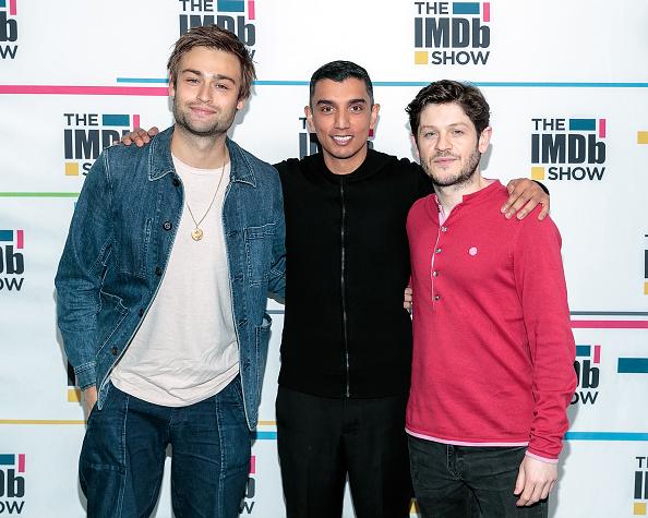 風景「Iwan Rheon And Douglas Booth Visit The IMDb Show LIVE」:写真・画像(17)[壁紙.com]