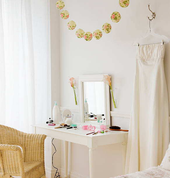 Bride's room before the wedding :スマホ壁紙(壁紙.com)