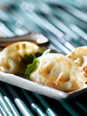 Chinese Dumpling「Chinese Pork Dumplings」:スマホ壁紙(13)