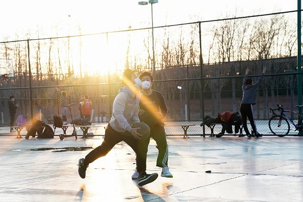 Sport「Daily Life In Beijing Amid Coronavirus Outbreak」:写真・画像(16)[壁紙.com]