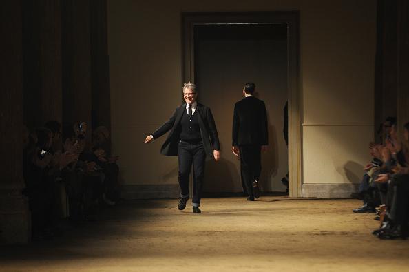 Gratitude「Corneliani - Runway - Milan Fashion Week Menswear Autumn/Winter 2014」:写真・画像(12)[壁紙.com]