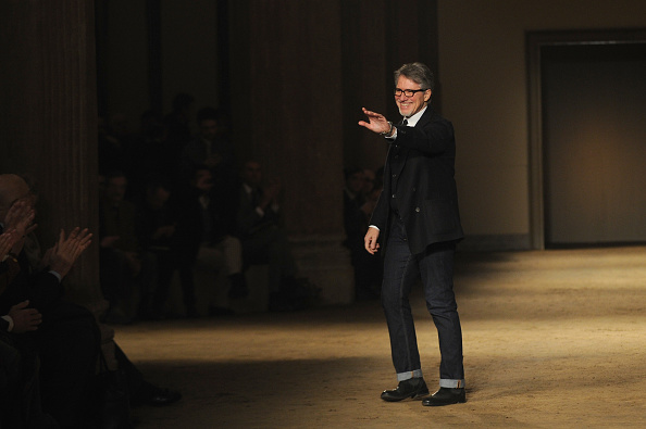 Gratitude「Corneliani - Runway - Milan Fashion Week Menswear Autumn/Winter 2014」:写真・画像(10)[壁紙.com]