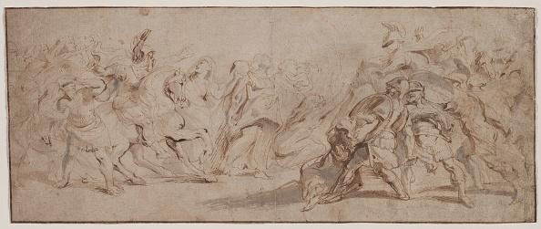 Creativity「Reconciliation Of The Romans And The Sabines (Recto) Venus Disarming Mars」:写真・画像(16)[壁紙.com]