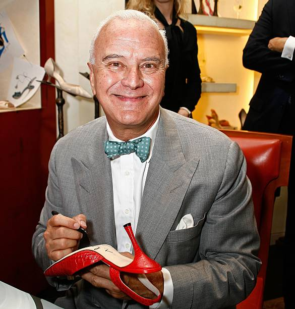 Manolo Blahnik Makes A Personal Appearance At Bergdorf Goodman:ニュース(壁紙.com)