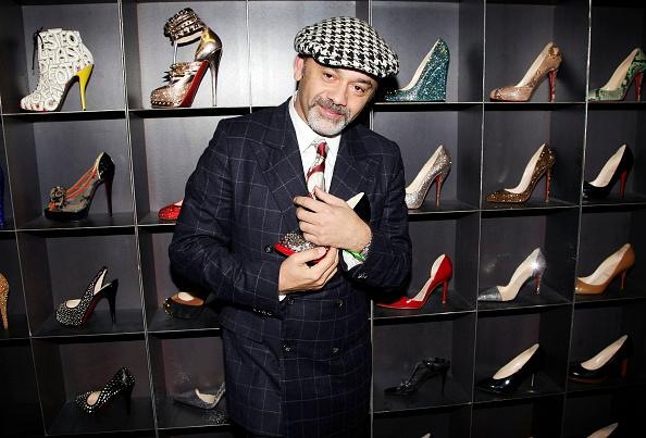 靴「Christian Louboutin Cocktail Reception At The Corner Shop」:写真・画像(4)[壁紙.com]