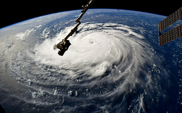 Weather「Hurricane Florence Likely To Strike East Coast With Damaging Effect」:写真・画像(5)[壁紙.com]