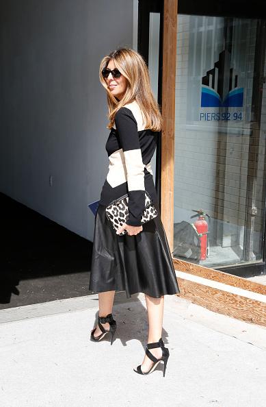 ニューヨークファッションウィーク「Tommy Hilfiger Women's - Backstage - Mercedes-Benz Fashion Week Spring 2014」:写真・画像(2)[壁紙.com]