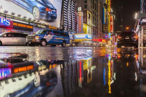 Puddle「Times Square」:スマホ壁紙(18)