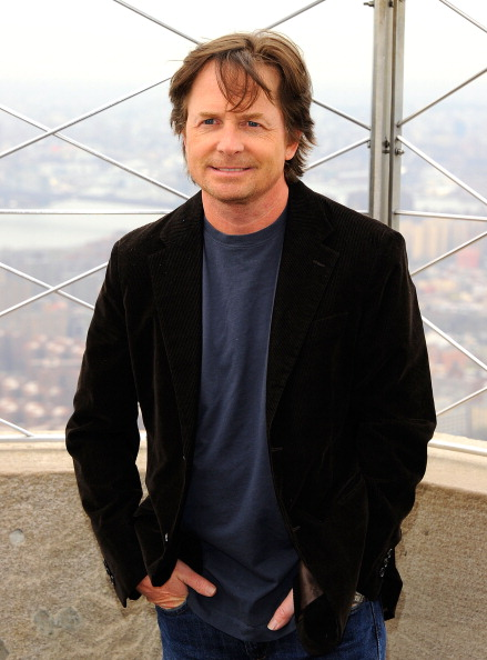 Empire State Building「Michael J. Fox Visits The Empire State Building」:写真・画像(10)[壁紙.com]