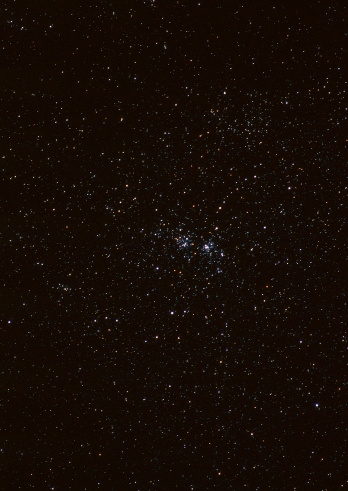 star sky「Double Cluster of Perseus」:スマホ壁紙(2)