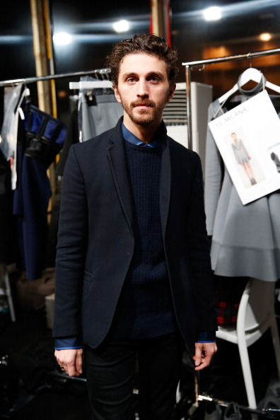 David Koma - Designer Label「David Koma: Backstage - London Fashion Week AW14」:写真・画像(9)[壁紙.com]