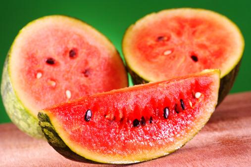 スイカ「Close up shot of melon」:スマホ壁紙(12)