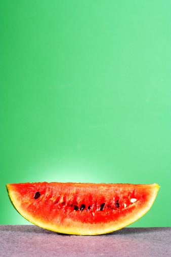 スイカ「Close up shot of melon」:スマホ壁紙(15)