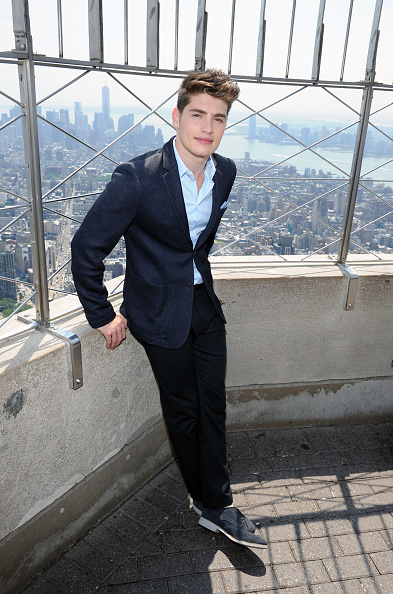 Empire State Building「Gregg Sulkin Visits The Empire State Building」:写真・画像(17)[壁紙.com]
