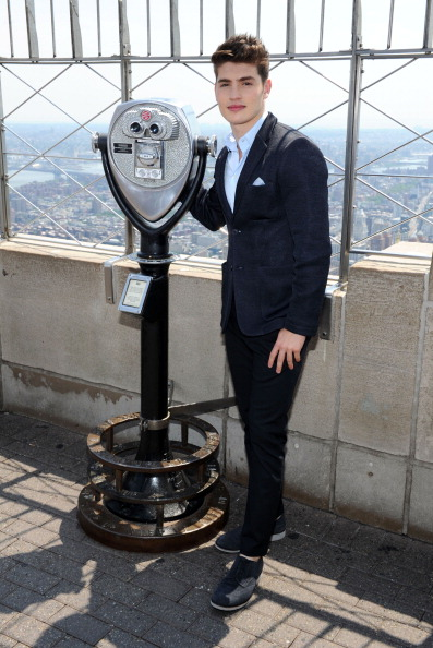 Empire State Building「Gregg Sulkin Visits The Empire State Building」:写真・画像(14)[壁紙.com]